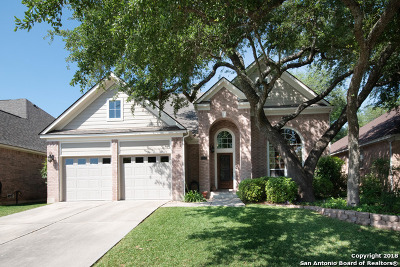 San Antonio Single Family Home Back on Market: 8906 Brae Ridge Dr