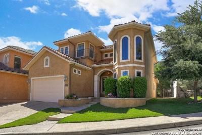 San Antonio Single Family Home New: 16007 Huebner Crest