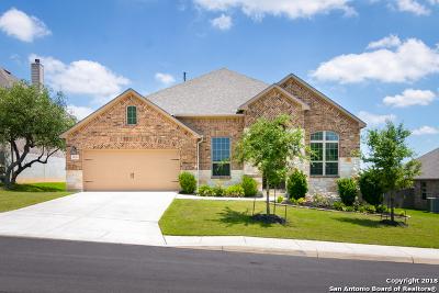 San Antonio Single Family Home New: 26126 Dakota Chief