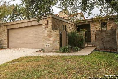 San Antonio Single Family Home Back on Market: 11415 Hollow Tree St