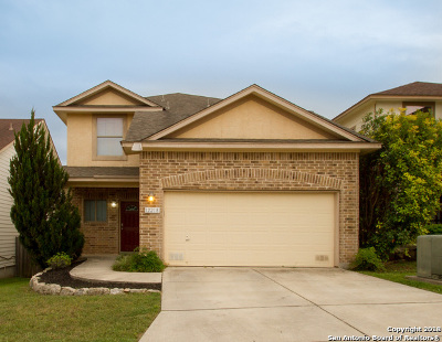 Bexar County Single Family Home For Sale: 12218 Jacobs Pond