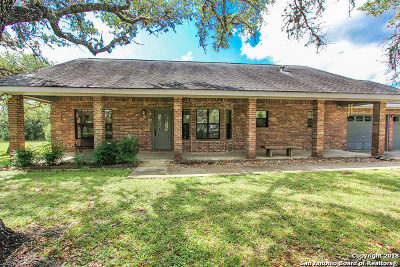 San Marcos Single Family Home New: 916 Mustang Ln