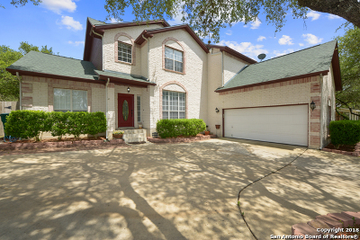San Antonio Single Family Home New: 25926 Timberline Dr