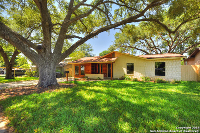 San Antonio TX Single Family Home Back on Market: $189,000