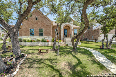 Boerne Single Family Home New: 28714 Pfeiffers Gate