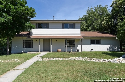 Single Family Home For Sale: 3531 Crestmont Dr