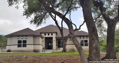 New Braunfels Single Family Home For Sale: 235 Longwood