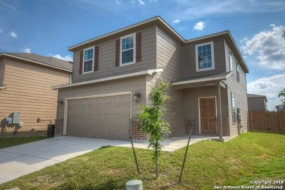 Selma Single Family Home New: 3815 Misty Quail