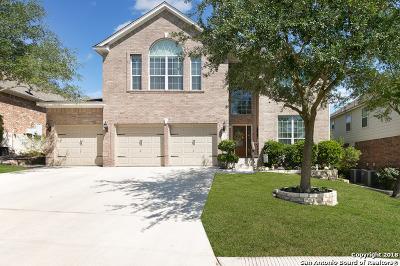San Antonio Single Family Home New: 3526 Mendocino Park