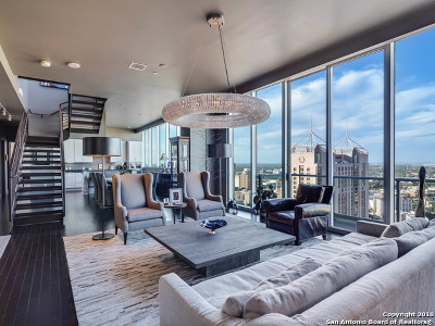 San Antonio Condo/Townhouse New: 610 E Market St #3306