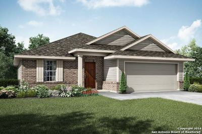 Converse Single Family Home New: 10515 Pablo Way