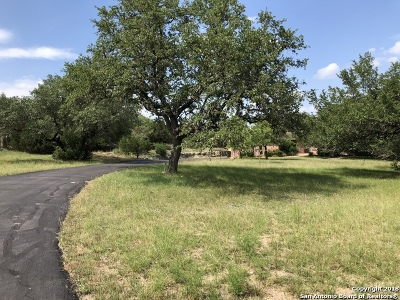 Boerne Single Family Home New: 108 Joey Dr