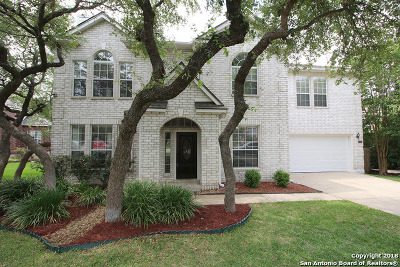 San Antonio Single Family Home New: 514 Wildgrove Ln