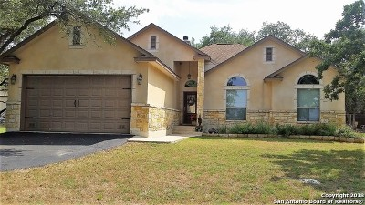 Spring Branch Single Family Home For Sale: 770 Cypress Pass Rd