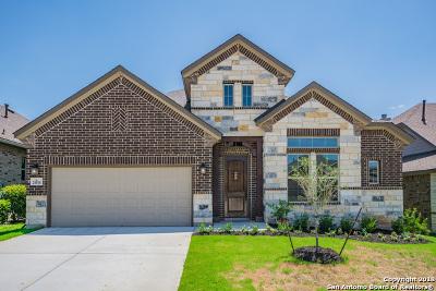 San Antonio Single Family Home New: 21014 Amalfi Oaks