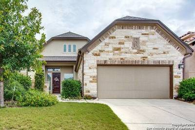 San Antonio Single Family Home New: 2511 Dunmore Hill