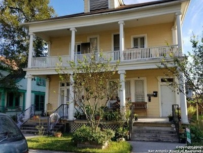 Multi Family Home For Sale: 318 E Myrtle St