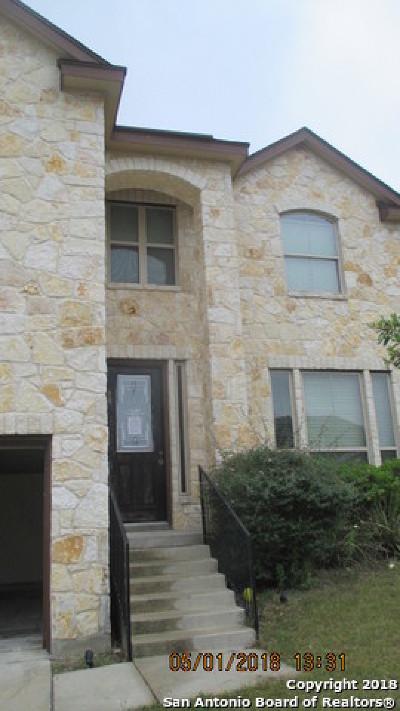 San Antonio Single Family Home New: 26214 Ponyfoot