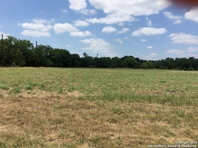 Floresville Residential Lots & Land New: 171 Rio Alegre Rd N