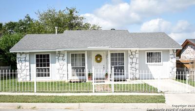 Single Family Home New: 8607 Big Knife St