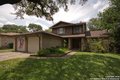 Bexar County Single Family Home Back on Market: 8339 Timber Glen St