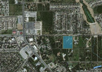 San Antonio Residential Lots & Land For Sale: 6230 Prue Rd