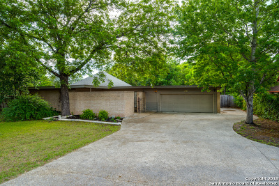 San Antonio TX Single Family Home Back on Market: $260,000