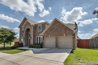 Seguin Single Family Home New: 3069 Saddlehorn Dr