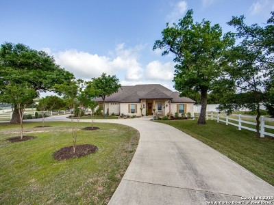 Comal County Single Family Home New: 6035 Derby Way