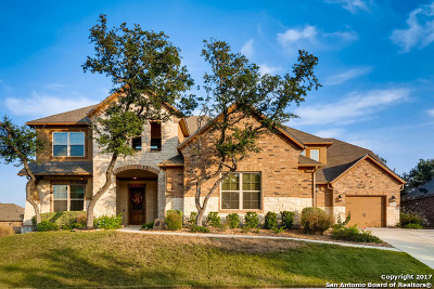 Boerne Single Family Home New: 8006 Platinum Ct