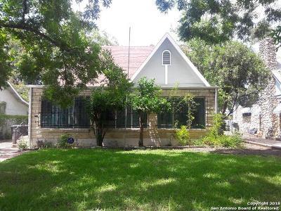 San Antonio TX Single Family Home Back on Market: $139,500