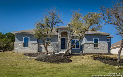 Comal County Single Family Home Back on Market: 310 Lantana Cerro