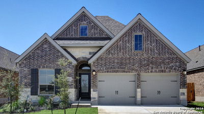 Bexar County Single Family Home For Sale: 14818 Flint Glen