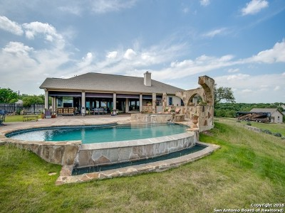 Boerne Single Family Home New: 212 Scarlet Ridge Dr