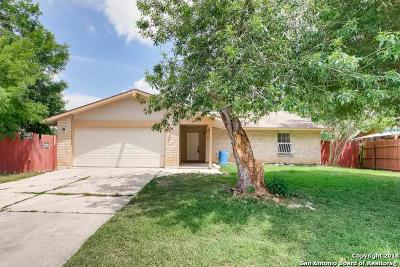 San Antonio Single Family Home Back on Market: 1934 Wilsons Creek St