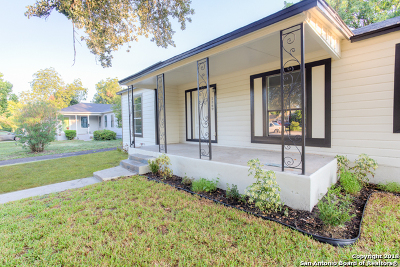 Single Family Home Price Change: 2369 W Mulberry Ave