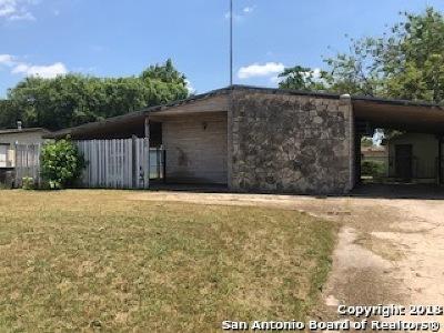 San Antonio TX Single Family Home Back on Market: $82,900