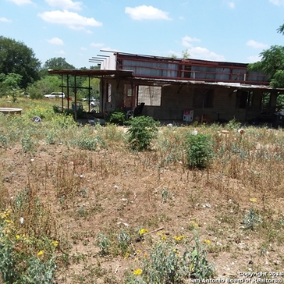 Bexar County Residential Lots & Land For Sale: 5529 F M 3465