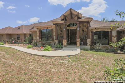 Wilson County Single Family Home New: 552 Arbor View