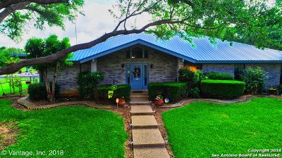 Guadalupe County Single Family Home New: 307 Tschoepe Rd