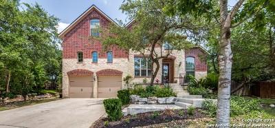San Antonio Single Family Home New: 15734 Singing View