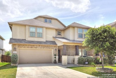 Cibolo Single Family Home New: 513 Saddle Cove