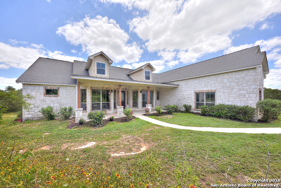 Medina County Single Family Home New: 311 County Road 2753
