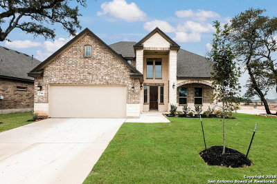 Boerne Single Family Home New: 27406 Clematis Falls