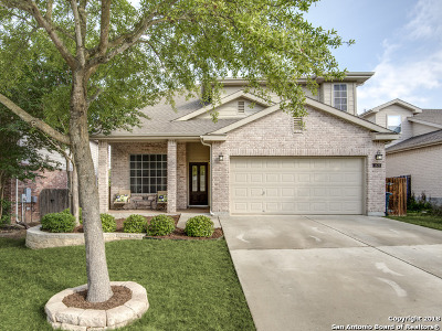 Schertz Single Family Home New: 2625 Gallant Fox Dr