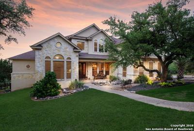 San Antonio Single Family Home New: 25419 Fairway View