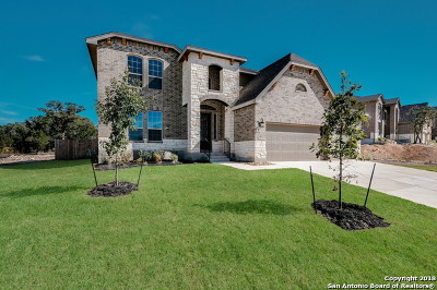 Boerne Single Family Home New: 27430 Camellia Trace