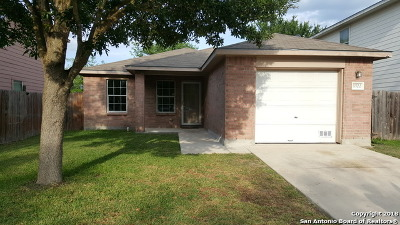 San Antonio TX Single Family Home Back on Market: $132,000