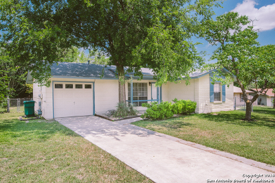 Live Oak Single Family Home New: 12210 Hollow Glen St