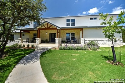 Fair Oaks Ranch Single Family Home Active RFR: 28414 Quadrille Ln